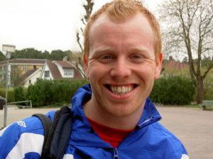 Trond Rønning ble kåret til turneringens beste mannlige utespiller.